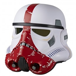 STAR WARS HELMET INCINERATOR STORMTROOPER FULL SCALE CASCO 1/1 HASBRO