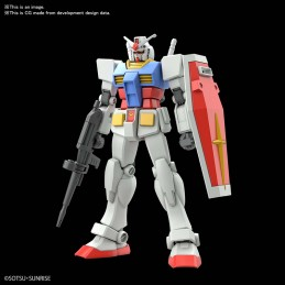 BANDAI EG ENTRY GRADE GUNDAM RX-78-2 1/144 MODEL KIT FIGURE
