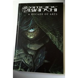 SIMONE BIANCHI A DECADE OF ARTS ARTBOOK