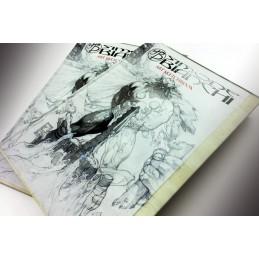 SIMONE BIANCHI ART SKETCHBOOK ARTBOOK