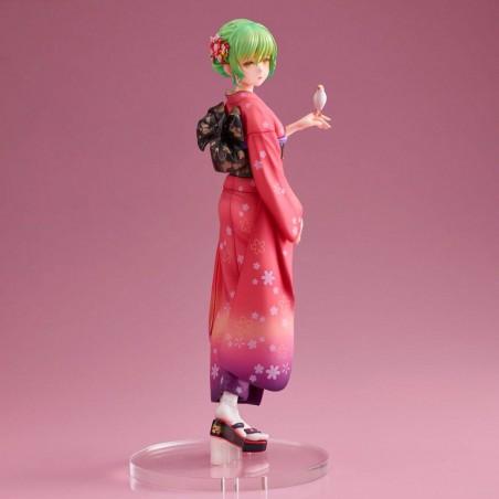 ORIGINAL CHARACTER BY MOMOCO YUKARI KIMONO VERSION STATUA FIGURE