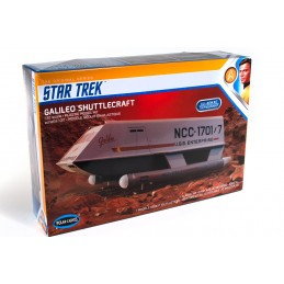 POLAR LIGHTS STAR TREK GALILEO SHUTTLECRAFT 1/32 MODEL KIT