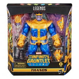 MARVEL LEGENDS THE INFINITY GAUNTLET THANOS ACTION FIGURE HASBRO
