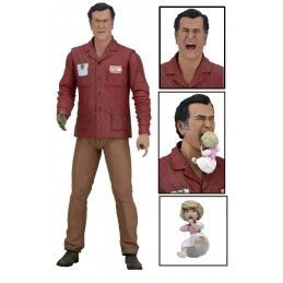 NECA ASH VS EVIL DEAD SERIES 1 - ASH WILLIAMS VALUE STOP ACTION FIGURE