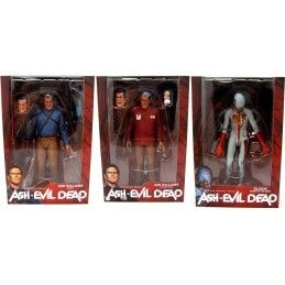 ASH VS EVIL DEAD SERIES 1 - ASH WILLIAMS VALUE STOP ACTION FIGURE NECA