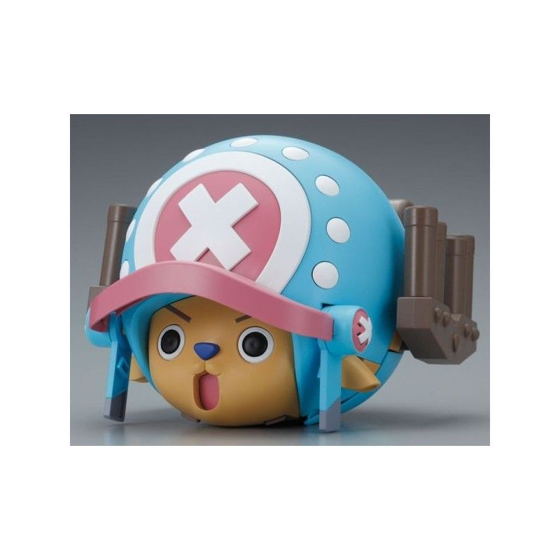 BANDAI ONE PIECE CHOPPER ROBO SUPER 1 GUARD FORTRESS MODEL KIT ACTION FIGURE