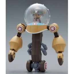 ONE PIECE CHOPPER ROBO SUPER 2 HEAVY ARMOR MODEL KIT ACTION FIGURE