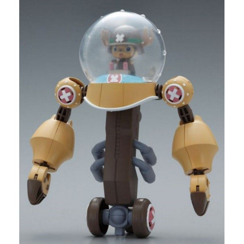 ONE PIECE CHOPPER ROBO SUPER 2 HEAVY ARMOR MODEL KIT ACTION FIGURE BANDAI