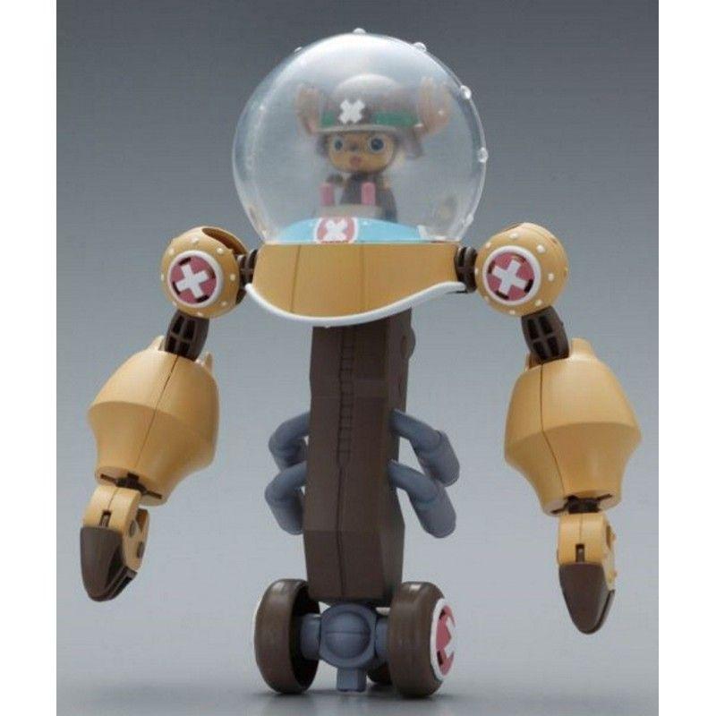 ONE PIECE CHOPPER ROBO SUPER 2 HEAVY ARMOR MODEL KIT ACTION FIGURE