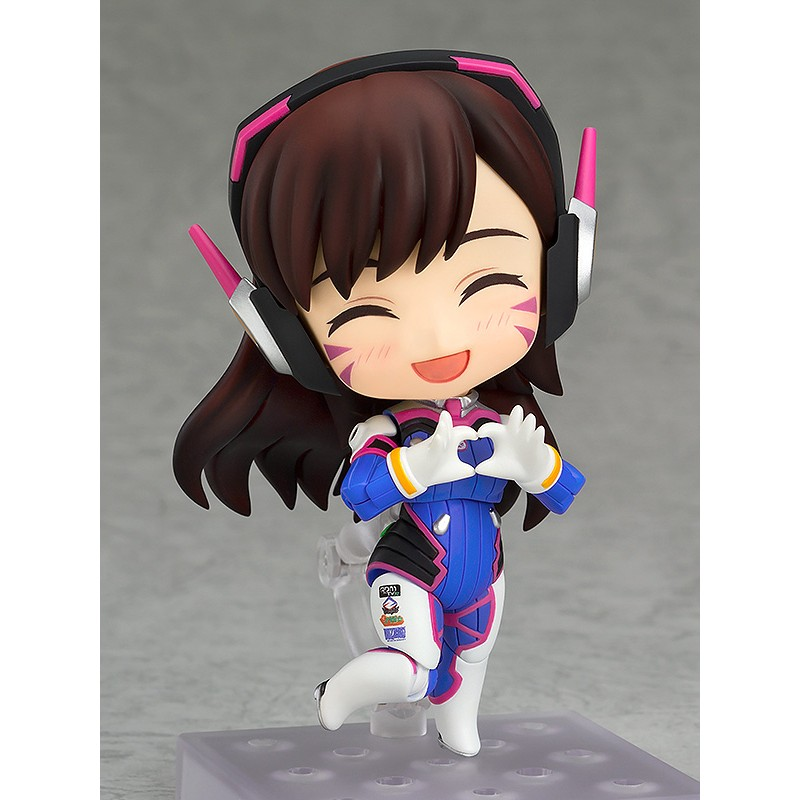 GOOD SMILE COMPANY OVERWATCH D.VA CLASSIC SKIN NENDOROID ACTION FIGURE