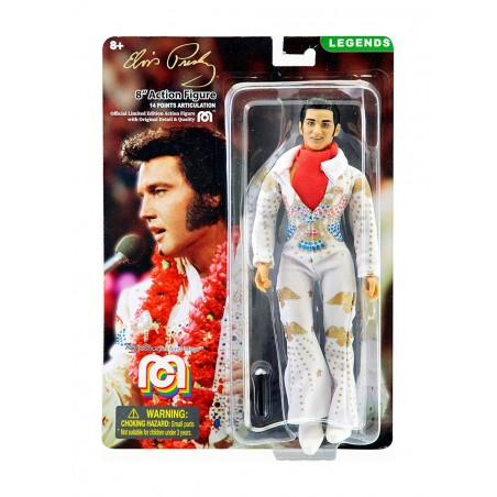 ELVIS PRESLEY ALOHA SUIT ACTION FIGURE