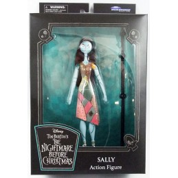 NIGHTMARE BEFORE CHRISTMAS BEST OF SERIES 2 SALLY ACTION FIGURE DIAMOND SELECT