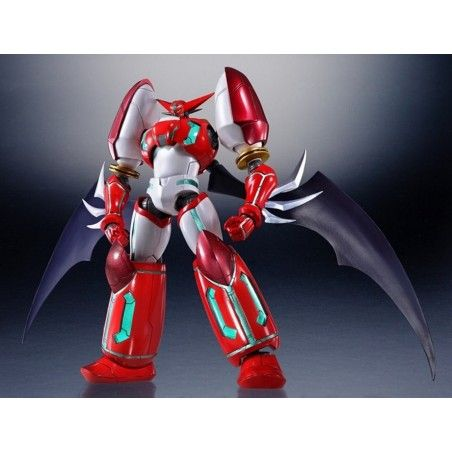SRC SUPER ROBOT CHOGOKIN SHIN GETTER 1 OAV ACTION FIGURE