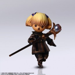 SQUARE ENIX FINAL FANTASY XI BRING ARTS SHANTOTTO AND CHOCOBO ACTION FIGURE