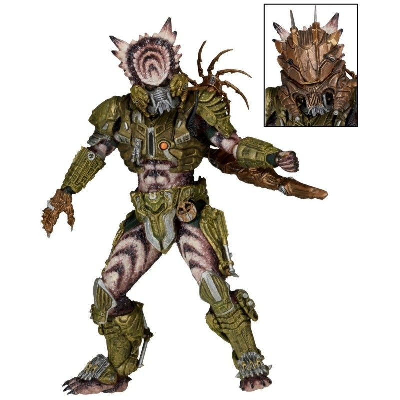 PREDATORS SERIE 16 - SPIKED TAIL PREDATOR ACTION FIGURE NECA