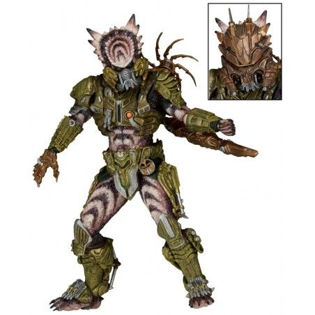 PREDATORS SERIE 16 - SPIKED TAIL PREDATOR ACTION FIGURE
