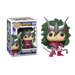 FUNKO POP! SAINT SEIYA ANDROMEDA SHUN BOBBLE HEAD FIGURE FUNKO