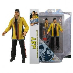 JAY AND SILENT BOB DIAMOND SILENT BOB ACTION FIGURE