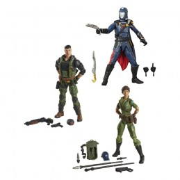 HASBRO G.I. JOE CLASSIFIED SERIES WAVE 3 3X ACTION FIGURE