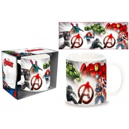 MARVEL AVENGERS CERAMIC MUG TAZZA IN CERAMICA PYRAMID INTERNATIONAL