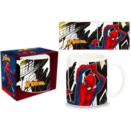 MARVEL SPIDER-MAN CERAMIC MUG TAZZA IN CERAMICA PYRAMID INTERNATIONAL