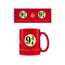 HARRY POTTER BINARIO 9 3/4 TAZZA IN CERAMICA PYRAMID INTERNATIONAL