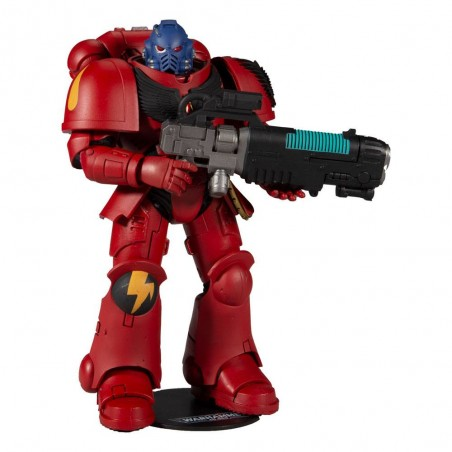 WARHAMMER 40000 BLOOD ANGELS HELLBLASTER 18CM ACTION FIGURE