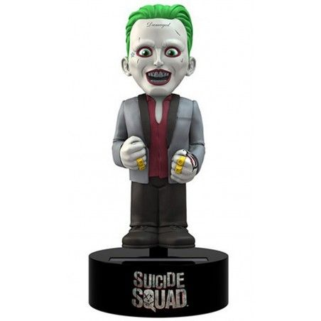 SUICIDE SQUAD JOKER BODY HEAD KNOCKER ACTION FIGURE