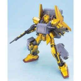MASTER GRADE MG MSN-00100 HYAKU-SHIKI + BALLUTE SYSTEM 1/100 MODEL KIT ACTION FIGURE BANDAI