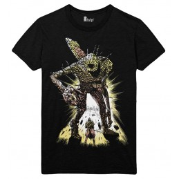 GAYA ENTERTAINMENT MAGLIA T SHIRT DARK SOULS BIG BOSS