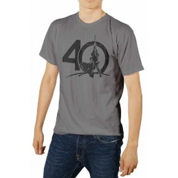 MAGLIA T SHIRT STAR WARS 40TH ANNIVERSARY SD TOYS