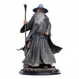 THE LORD OF THE RINGS GANDALF THE GREY STATUA 1/6 FIGURE WETA