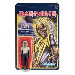 IRON MAIDEN REACTION - KILLERS KILLER EDDIE ACTION FIGURE SUPER7