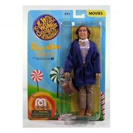 MEGO CORPORATION WILLY WONKA AND THE CHOCOLATE FACTORY ACTION FIGURE