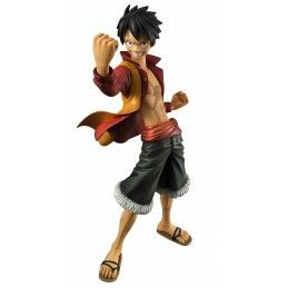 ONE PIECE POP P.O.P. MONKEY D LUFFY Z EDITION EX MODE FIGURE STATUE MEGAHOUSE