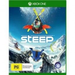 STEEP XBOX ONE USATO GARANTITO ITALIANO