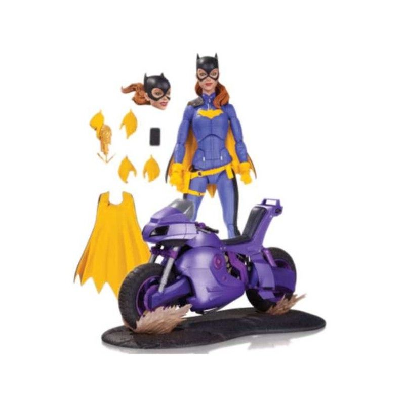 DC COLLECTIBLES DC COMICS ICONS - BATGIRL OF BURNSIDE DELUXE ACTION FIGURE