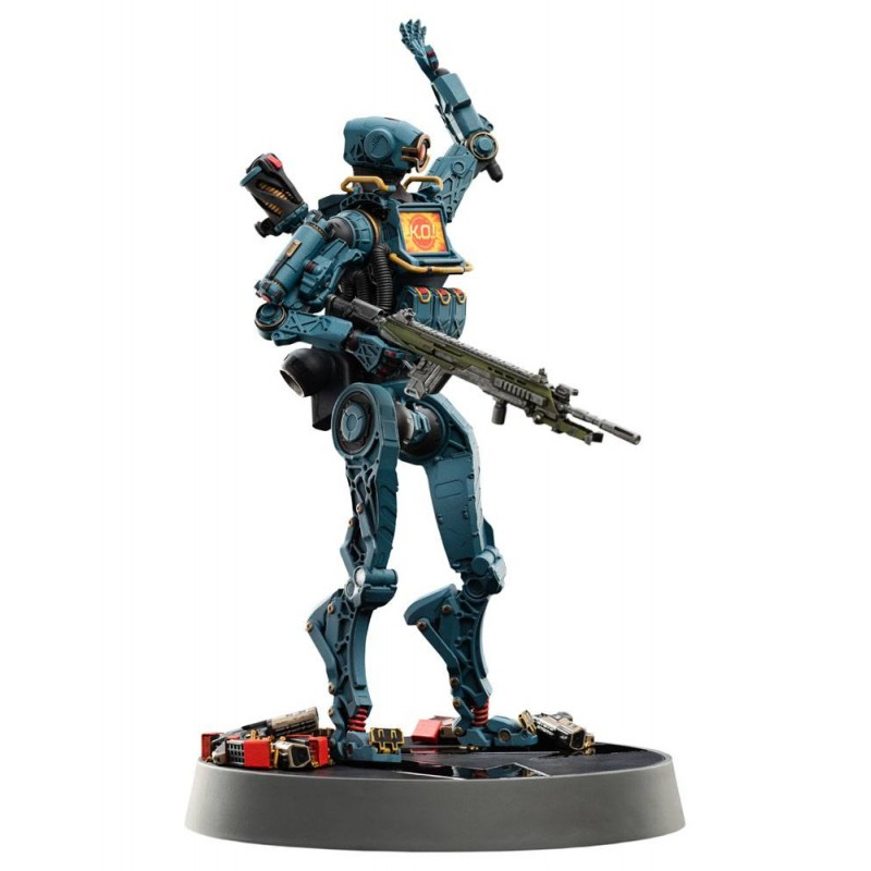 WETA APEX LEGENDS PATHFINDER STATUE 23 CM FIGURE