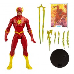 DC MULTIVERSE DC REBIRTH THE FLASH 18CM ACTION FIGURE MC FARLANE