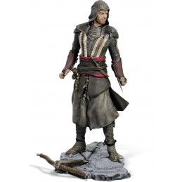 UBISOFT ASSASSIN'S CREED MOVIE - AGUILAR STATUE FIGURE FASSBENDER