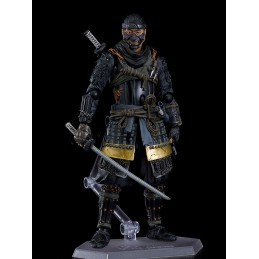 GHOST OF TSUSHIMA JIN SAKAI FIGMA ACTION FIGURE GOOD SMILE COMPANY