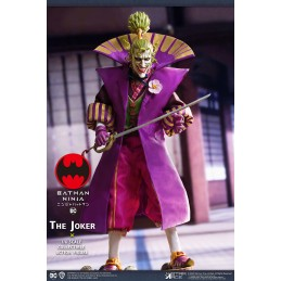 STAR ACE BATMAN NINJA 1/6 JOKER DELUXE VERSION ACTION FIGURE