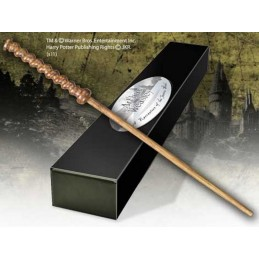 HARRY POTTER WAND ARTHUR WEASLEY REPLICA BACCHETTA NOBLE COLLECTIONS