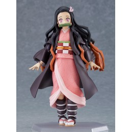 DEMON SLAYER NEZUKO KAMADO FIGMA ACTION FIGURE MAX FACTORY