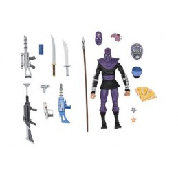 TMNT TEENAGE MUTANT NINJA TURTLES FOOT SOLDIER DELUXE ACTION FIGURE NECA