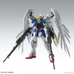 BANDAI MASTER GRADE MG GUNDAM WING ZERO EW VER KA 1/100 MODEL KIT ACTION FIGURE