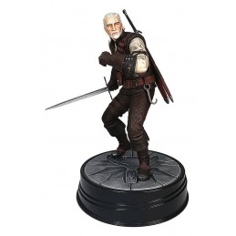 THE WITCHER 3 WILD HUNT - GERALT MANTICORE STATUE FIGURE DARK HORSE