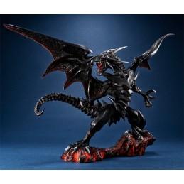 MEGAHOUSE YU-GI-OH! RED-EYES BLACK DRAGON STATUE FIGURE