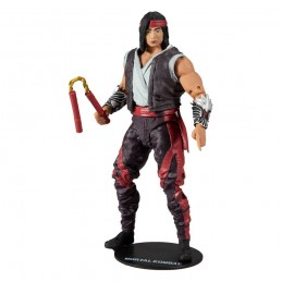 MC FARLANE MORTAL KOMBAT 11LIU KANG 18CM ACTION FIGURE