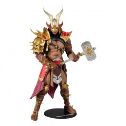MC FARLANE MORTAL KOMBAT 11 SHAO KHAN 18CM ACTION FIGURE